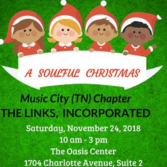 A Soulful Christmas with Music City (TN) Chapter of the Links, Incorporated