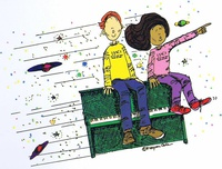 Spring Break Blast Off With Piano!