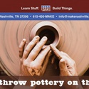 How to throw pottery on the wheel!