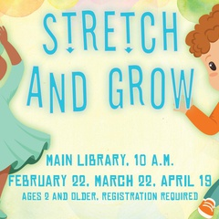 Stretch and Grow