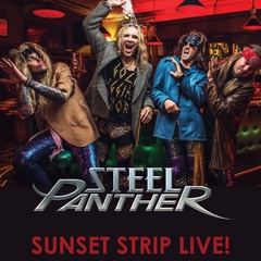 Steel Panther: The Sunset Strip Tour