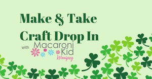 St Patrick Day Make & Take Craft Drop In