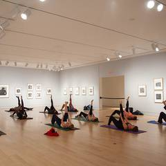 Yoga at the Gallery: Ritual Flow