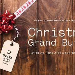 Christmas Day Grand Buffet | Delta Halifax