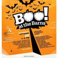 Boo! at the Barns