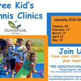 Free Kid's Tennis Clinic in NE PDX