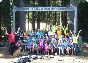 BEAR VALLEY YMCA CAMP