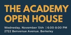 The Academy School Open House