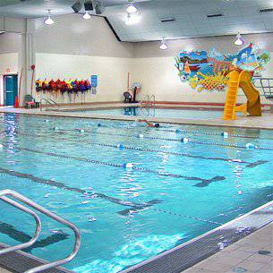 Canyon meadows aquatic fitness centre for Hamilton swimming pool san francisco