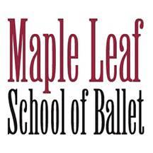 Maple Leaf School of Ballet