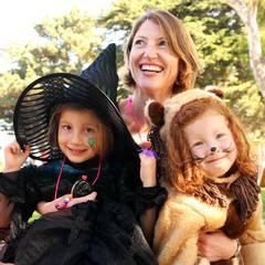 Family Halloween Day