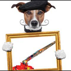 pARTy@PdA: PAWcasso! Paint with your Pooch