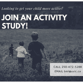 Kids Physical Activity Study