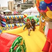 Kidzfest at Yonge-Dundas Square