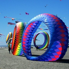 East Coast Kite Festival - 3rd Annual