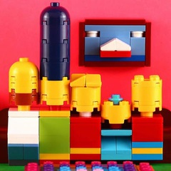 LEGO Art Show & LEGO Building Competition