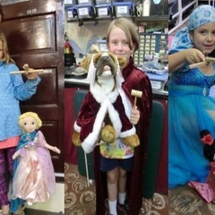 Family Puppet Workshop