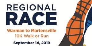 2019 Regional Race
