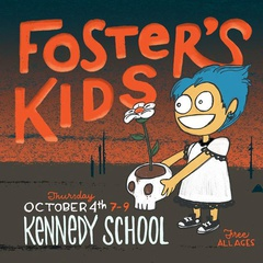 Foster's Kids * Kennedy School