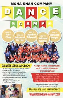 Fully Filmy Dance Summer Camp