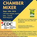 3rd Annual Five Chambers Mixer