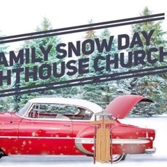 Lighthouse Family Snow Day