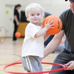 Complimentary Sportball Class for Your Child (16-24mos) - Isleville