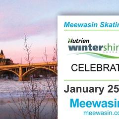 Wintershines Skating Party