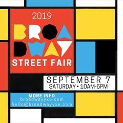 2019 Broadway Street Fair