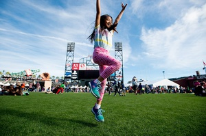 Bay Area Science Festival - Discovery Day at Oracle Park