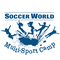 Soccer World / Batter Zone's logo