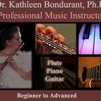 Dr. Kathleen Bondurant Music Studio