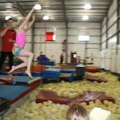 Fun Night - Gymnastics, Pizza, Games & More!