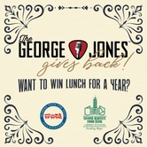 The George Jones Gives Back!
