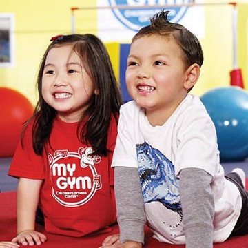 My Gym Children's Fitness's promotion image