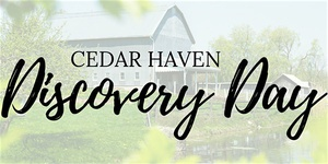 Discovery Day (Cedar Haven Eco-Centre)