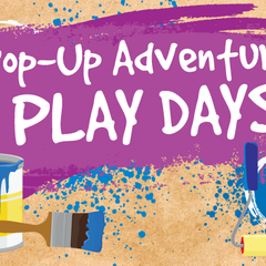 Pop-Up Adventure Play Day at North Natomas Library