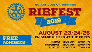 Rotary Ribfest Winnipeg 2019