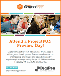 ProjectFUN Preview Day