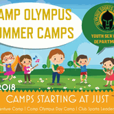 SPORTS ADVENTURE CAMP 2018