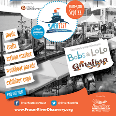 RiverFest: Inspired by the Fraser