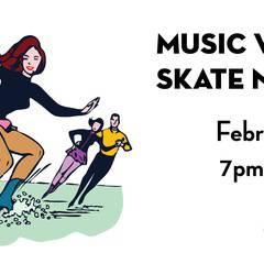Music Video Skate Night