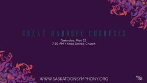 SSO Baroque at Knox - Great Baroque Choruses