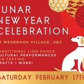 Wesbrook Village Lunar New Year Celebration 2018
