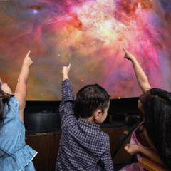 Special Spring Break Family Programs at the Space Centre