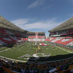 Saskatchewan Roughriders vs. Toronto Argonauts Canada Day Celebration