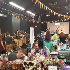 The Bazaar of the Bizarre, Halloween in Hamilton, 2018