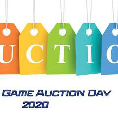 6th Annual Board Game Auction
