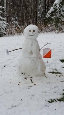 Winter Kids Run Wild programs - Tuesdays
