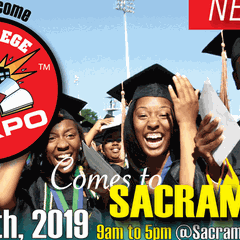 1st Annual Sacramento Black College Expo